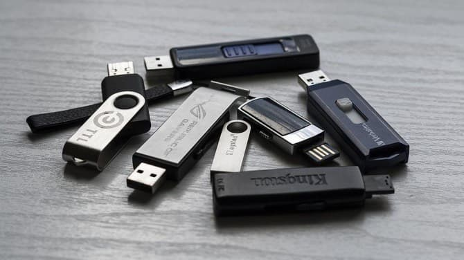 флеш-карты usb-flash-drive (фото)